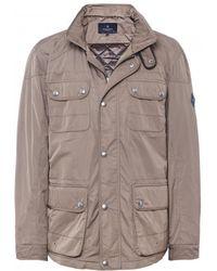 Hackett - Water Resistant Winter Velospeed Jacket - Lyst