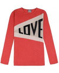 ORWELL + AUSTEN - Love In Red - Lyst