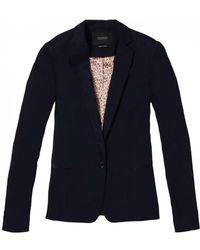 Scotch & Soda - Tailored Blazer - Lyst