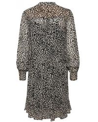 Part Two - Miriam Leopard Print Dress - Lyst