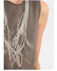 Fabiana Filippi - Women's Bx40418 Gaia Silver Necklace - Lyst