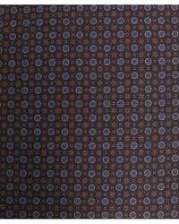 Stenstroms - Patterned Silk Scarf - Lyst