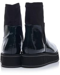 Paloma Barceló - ' Ankle Length Boots In Black - Lyst