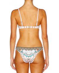6678661da1949 Camilla Casa Mila Bandeau Bikini - Lyst