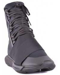 88d9229b45068 Lyst - Men s Y-3 High-top sneakers On Sale