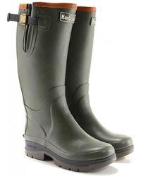 Barbour - Tempest Wellington Boots - Lyst