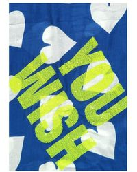 Essentiel - Antwerp Shea 'you Wish' Scarf - Lyst