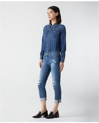 AG Jeans - The Quinne - 18 Years Ambrosial - Lyst
