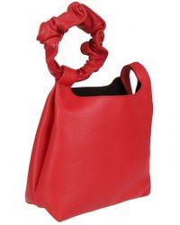 Elena Ghisellini - Shoulder Bag In Red - Lyst