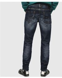 56bc0be6 DIESEL Larkee - Beex Regular Taper Jeans 084cv Mid Wash in Blue for Men -  Lyst