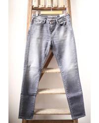 Denham - Point Grey Girlfriend Jeans - Lyst