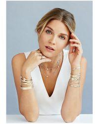 Anna Beck - Bar Necklace - Lyst