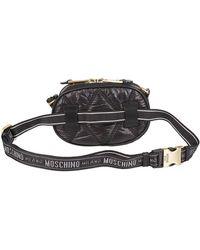 Moschino - Cross Body Bag In Black - Lyst