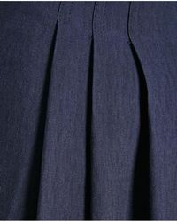 Part Two - Peggy Navy Trousers - Lyst