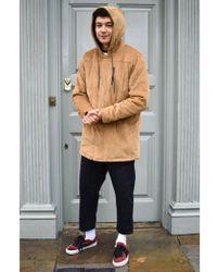 Anerkjendt - Luke Mid Bronze Jacket - Lyst