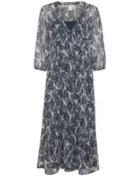 Ichi - Cerani Dress - Lyst