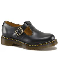 Dr. Martens - Ladies Polley Smooth Shoes - Lyst