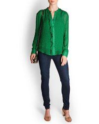 Custommade• - Fria Dot Shirt - Lyst