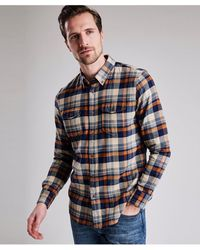 Barbour - Slim Fit Check Cutter Shirt - Lyst