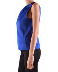 Armani Jeans - Tshirt No Sleeves - Lyst