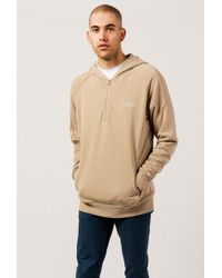 Barney Cools - Olympic Embo Hood Sweater - Lyst