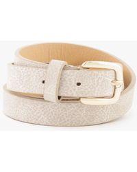 Azalea - Slim Belt - Lyst
