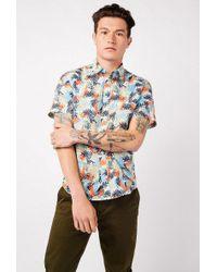 Corridor NYC - Fern Hawaiian S/s Shirt - Lyst