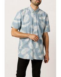 Barney Cools - Bahamas Ss Shirt - Lyst