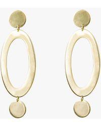 Soko - Marlo Statement Earrings P - Lyst