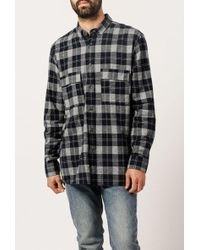 Barney Cools - Cabin L/s Shirt - Lyst