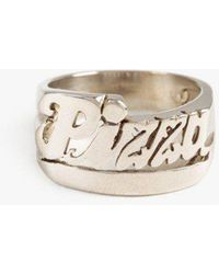 Snash Jewelry - Pizza Ring - Lyst