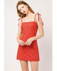 Lykke Wullf - Ginger Dress - Lyst