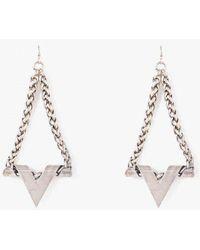 Nicole Romano - Webster Earrings - Lyst