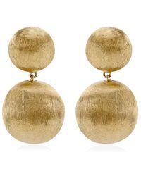 Marco Bicego - Africa Double Drop Earrings - Lyst