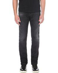 Diesel Darron Slim-fit Tapered Jeans - Lyst