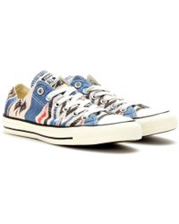 Converse Chuck Taylor All Star Low Sneakers - Lyst