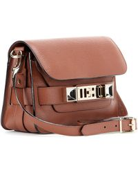 Proenza Schouler Ps11 Mini Classic Calf-Leather Shoulder Bag - Lyst