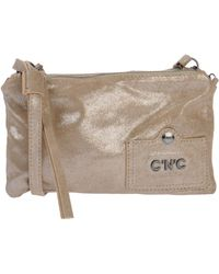 C'N'C Costume National Medium Leather Bag - Lyst