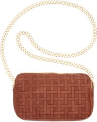 Big Buddha Brody Quilted Camera Bag - Lyst