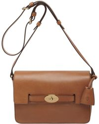 Mulberry Oak Bayswater Shoulder Bag - Lyst