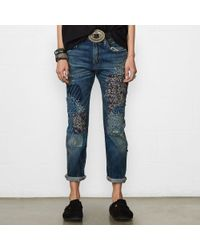 Denim & Supply Ralph Lauren Teru Boyfriend Jean - Lyst