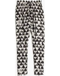 Madewell Mara Hoffman&Reg; Cover-Up Harem Pants - Lyst