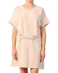 See By Chloé Trapezium Dress - Lyst