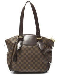 Louis Vuitton Damier Ebene Verona Mm Bag - Lyst