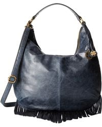 Lucky Brand Bailey Convertible Hobo - Lyst