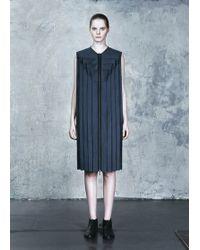Dzhus Pleated Dress - Lyst