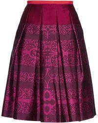 Sophie Theallet - Micado-print Silk Skirt - Lyst