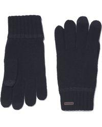 BOSS Orange - Mens Graas 2 Fabric Gloves - Lyst