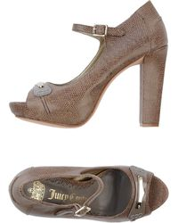 Juicy Couture Pump - Lyst