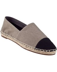 Steven by Steve Madden | Ceciile Slip-on Taupe Fabric | Lyst